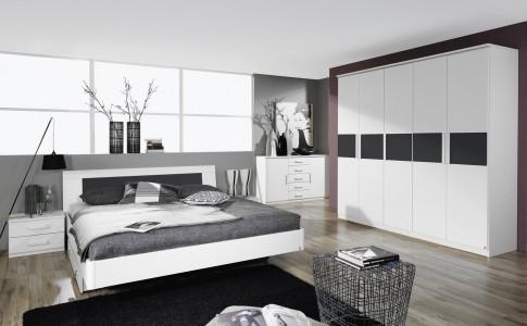 chambre à coucher chaleureuse