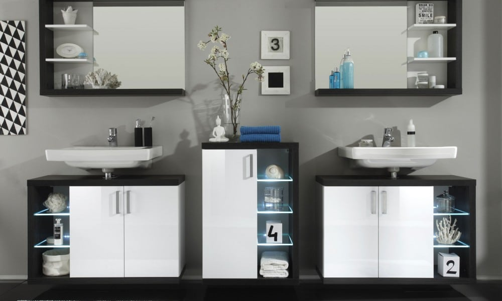 comment optimiser l 39 espace de sa salle de bain. Black Bedroom Furniture Sets. Home Design Ideas
