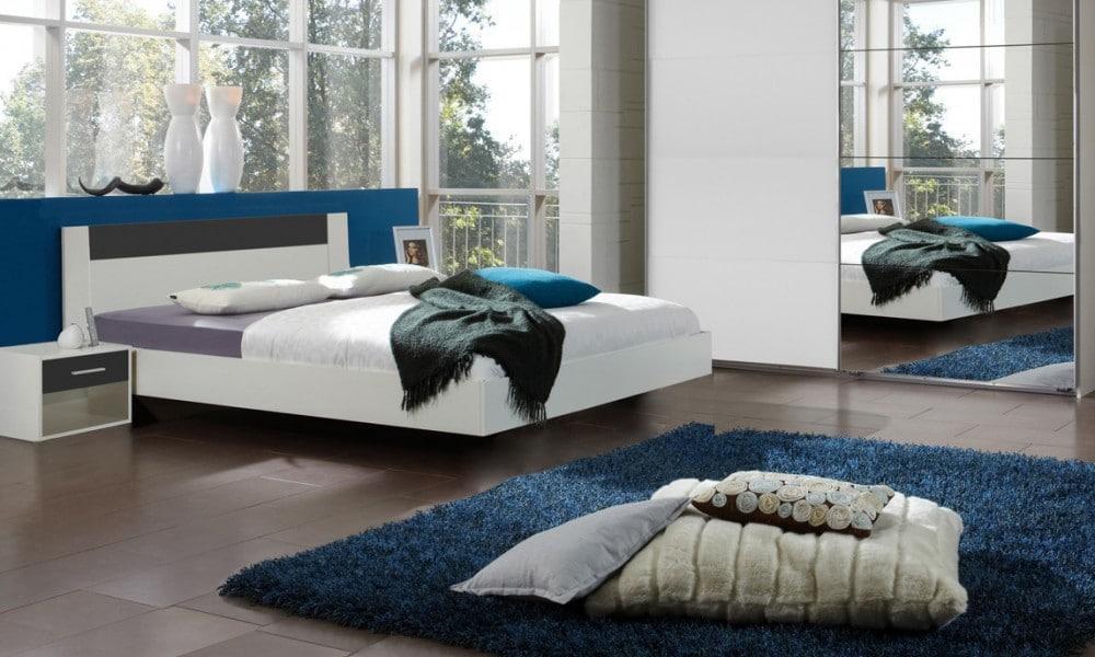 Chambre adulte design chambre a coucher design pas cher for Chambre a coucher moderne noir et blanc