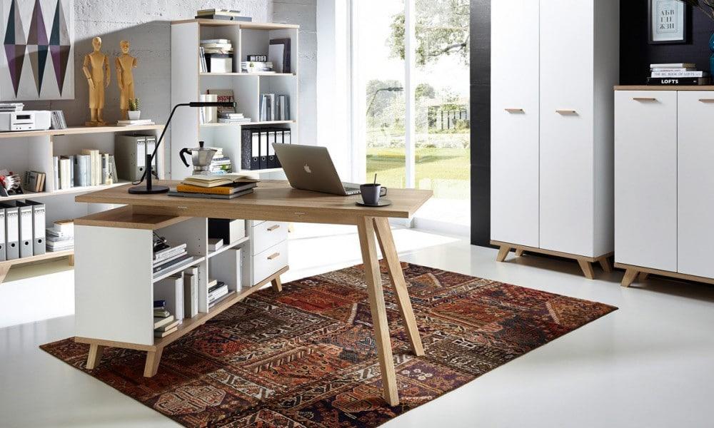 cr er un espace de travail agr able. Black Bedroom Furniture Sets. Home Design Ideas