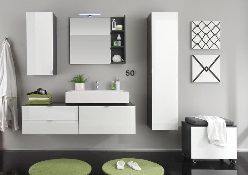 D marquez vous avec une salle de bain moderne pas comme - Design salle de bain moderne ...