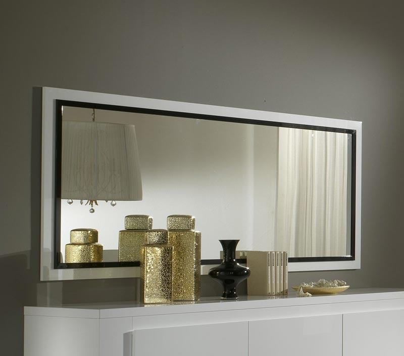 Un miroir pour sublimer une d co for Immense miroir