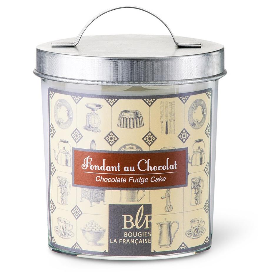 Bougies Parfumées - Fondant au chocolat
