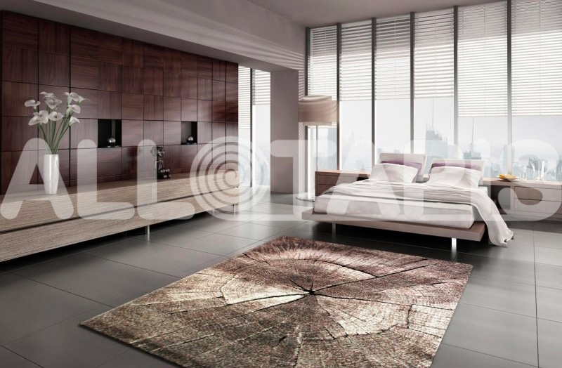tapis naturel beige
