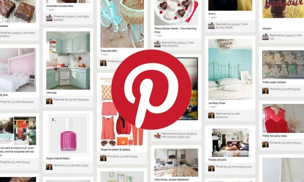 Pinterest: une source d'idées incroyable