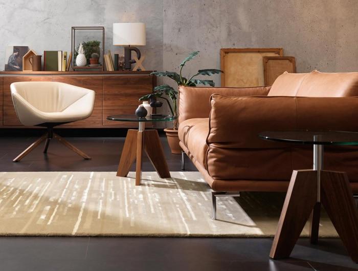 tapis-en-laine-style-contemporain-beige-line-up-arte-espina