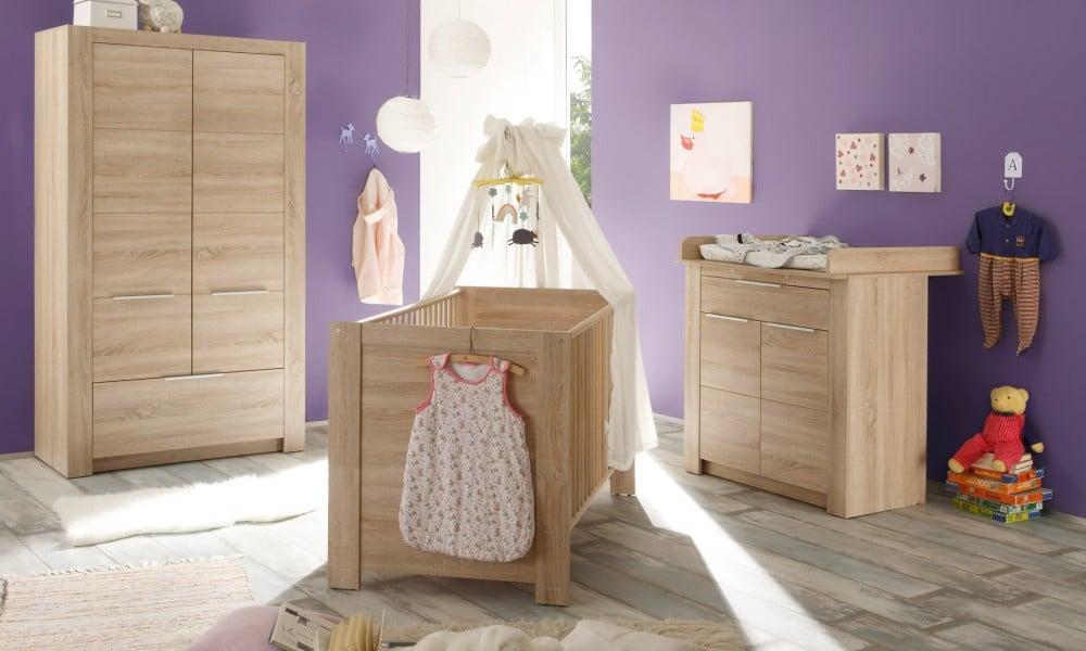 Inspiration d coration pour la chambre de b b for Preparer la chambre de bebe