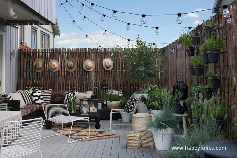 Conseils pour am nager sa terrasse for Amenager la terrasse