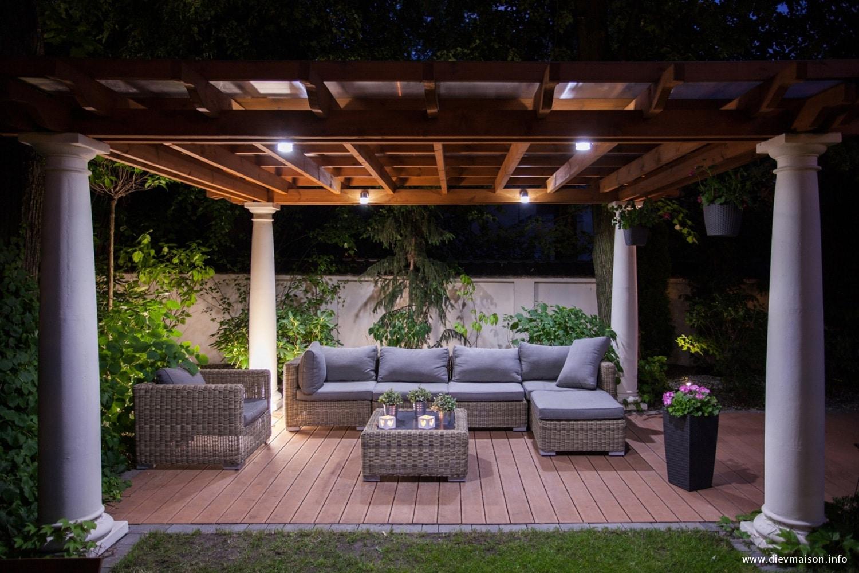 Amenager Une Terrasse destiné conseils pour aménager sa terrasse - deladeco.fr