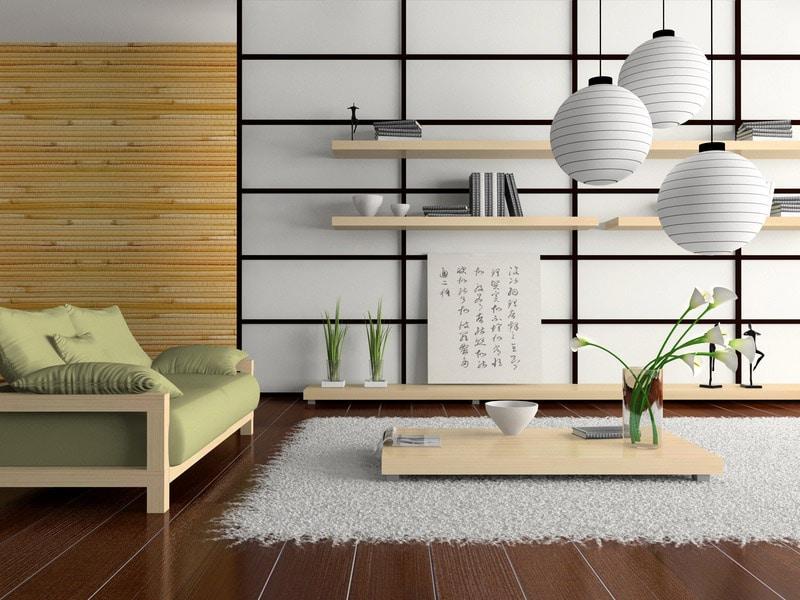 decoration ethnique asiatique