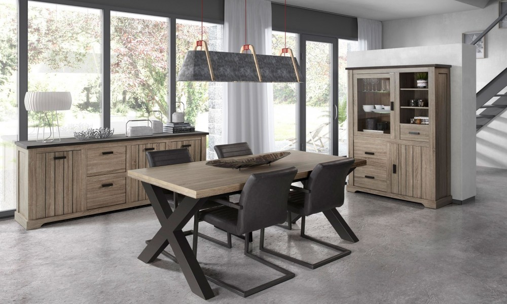 d coration industrielle du caract re l tat brut. Black Bedroom Furniture Sets. Home Design Ideas