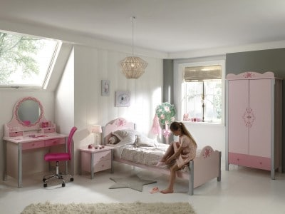 relooker une chambre d'enfant