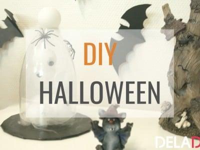 DIY Halloween deco