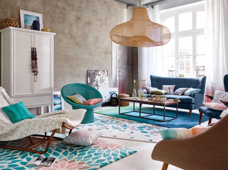 tapis-turquoise-en-acrylique-d-interieur-petals-esprit-home