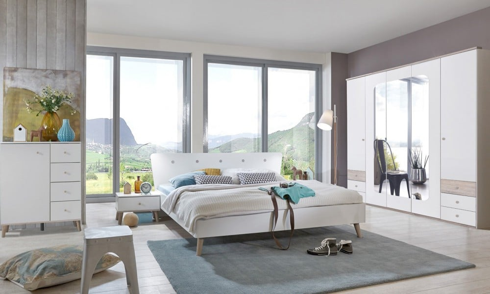 Les tendances d co 2018 on vous dit tout for Chambre contemporaine adulte