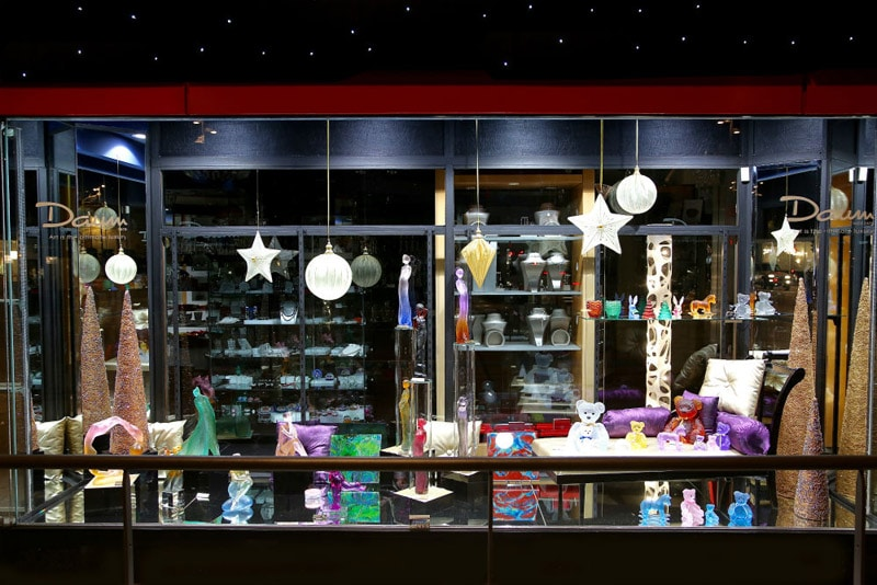 boutique cristal vessiere baccarat