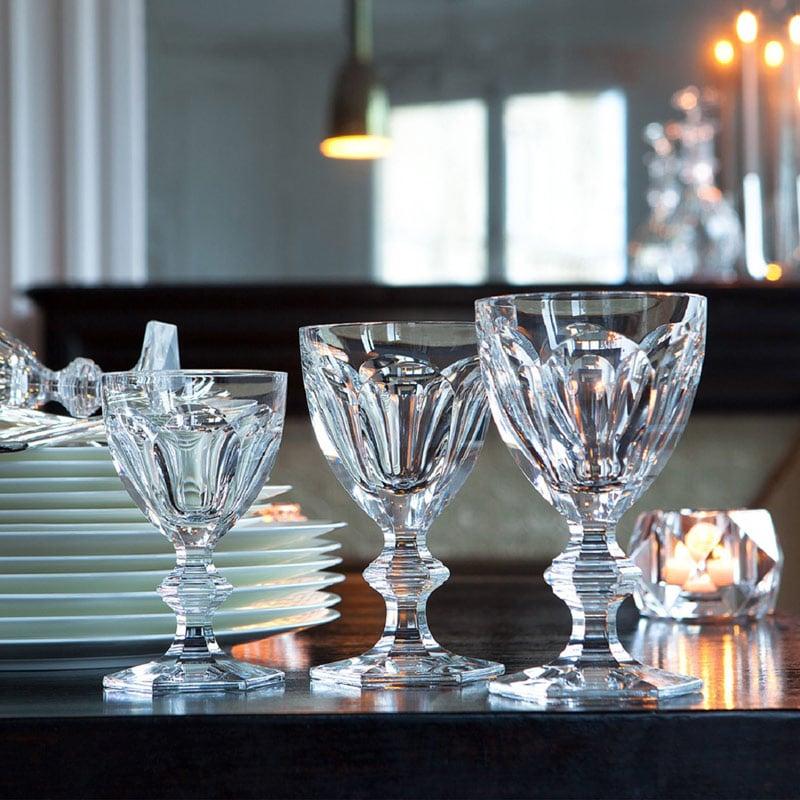 les verres en cristal déco et élégants