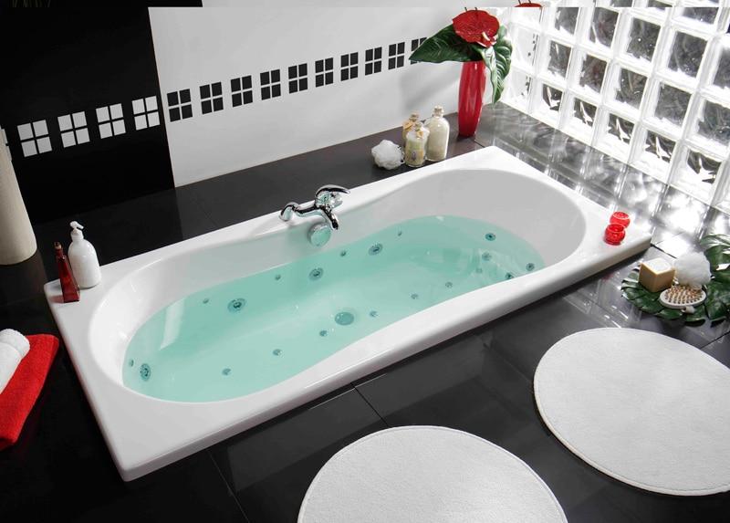 baignoire massante balnéo