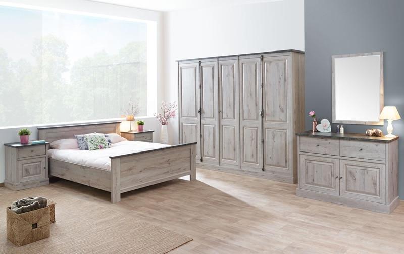 mobilier en bois campagne chic
