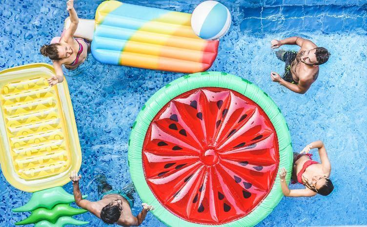image-gonflables-piscine-matelas-detente