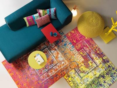 place au jaune dans votre décoration