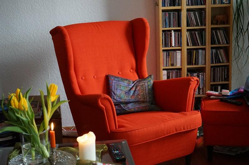 vive le mobilier coloré