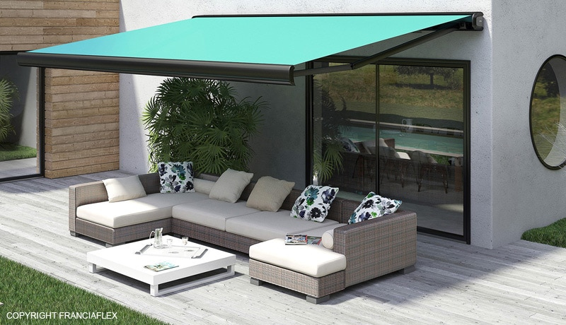 store banne pour terrasse