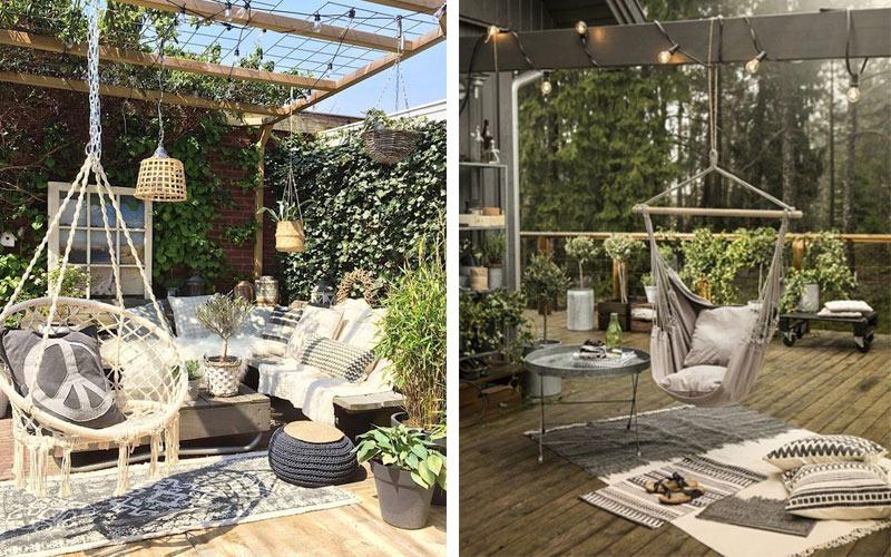 Des idées déco pour l'extérieur et la terrasse