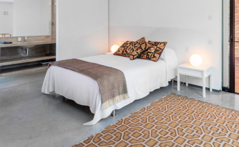 Eclairer la chambre à coucher