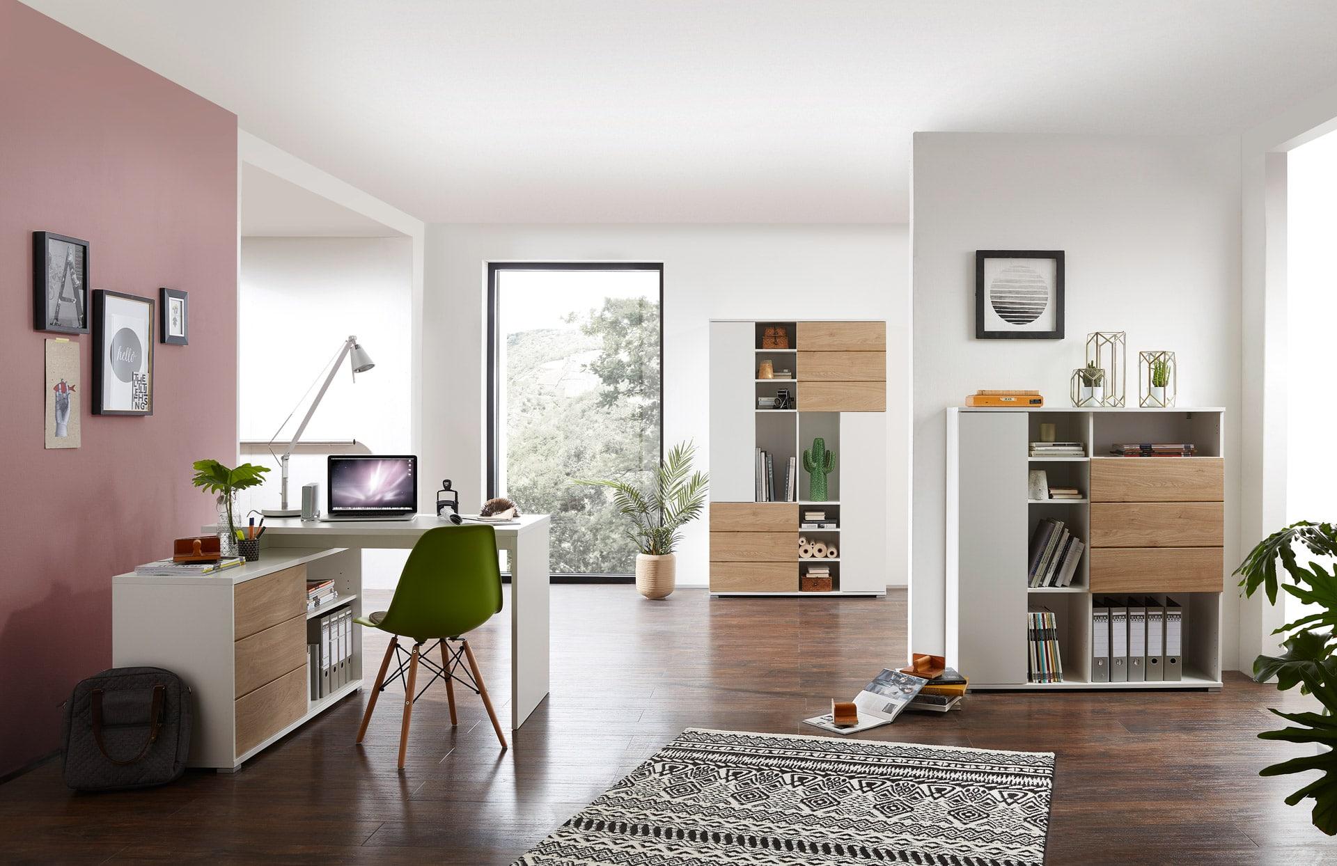Bureau Secretaire Petit Espace aménager un espace de travail facilement - deladeco.fr