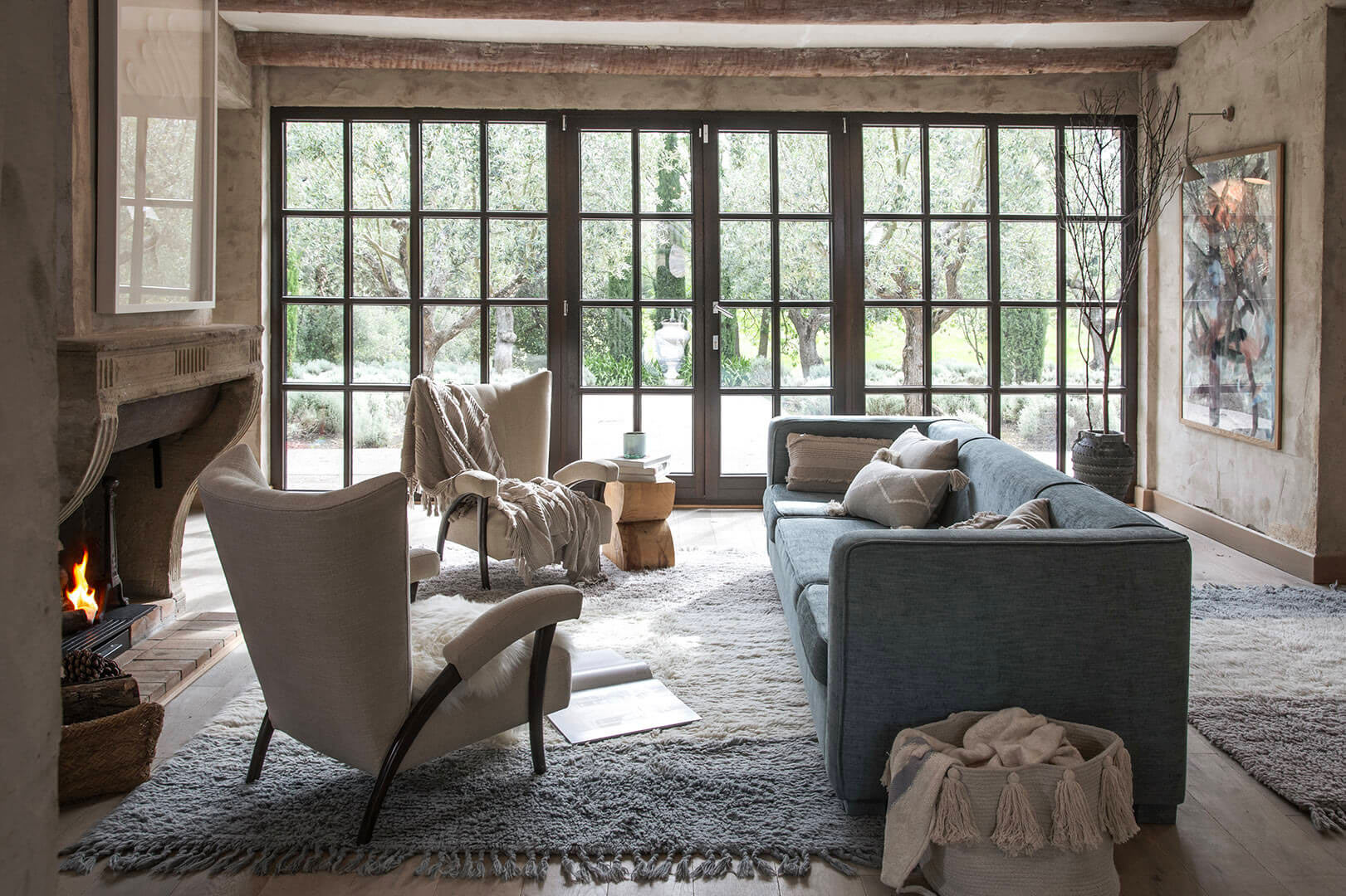 Deco Chambre Parentale Cocooning multipliez les tapis pour une maison cocooning - deladeco.fr