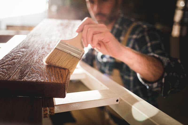 rénovation meuble bois