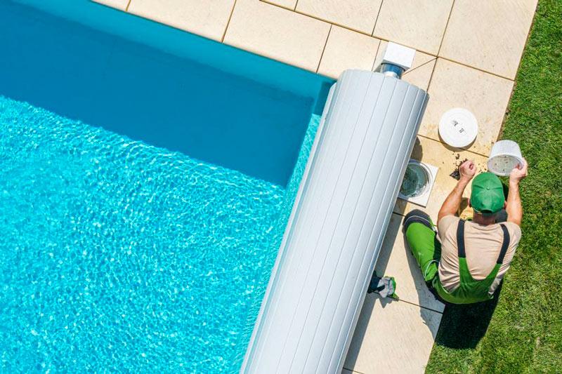 entretenir estivale piscine