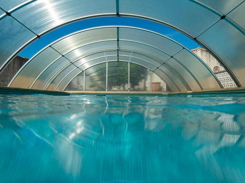 serre de piscine